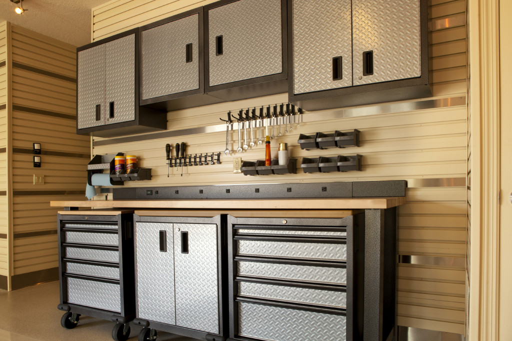 Case Study: Garage Makeover