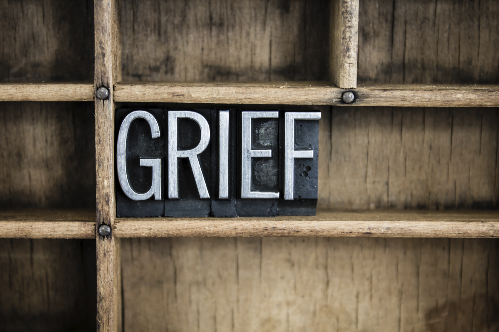 Organizing, Grief & Loss